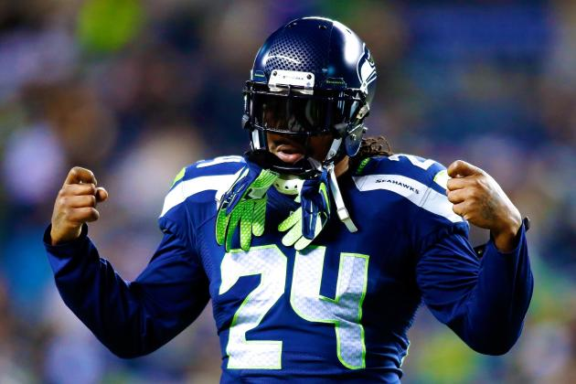 Marshawn Lynch and Skittles Reportedly Reach Endorsement Agreement