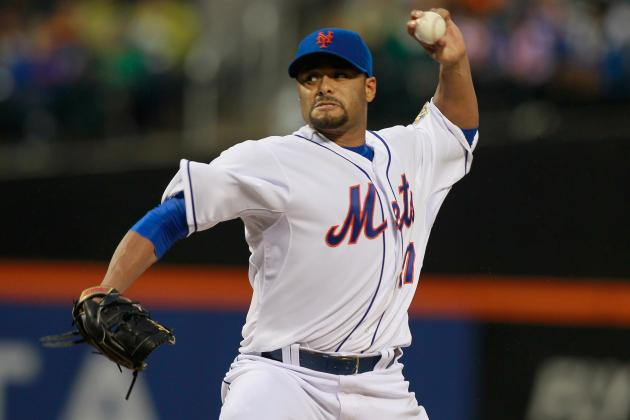 Johan Santana as a Possible Midseason Boost for Rangers' Rotation?