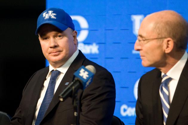 Kentucky Wildcats Football May Get $45 Million Training Facility