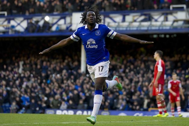 Liverpool vs. Everton: Romelu Lukaku Will Be Key in Massive Merseyside Derby