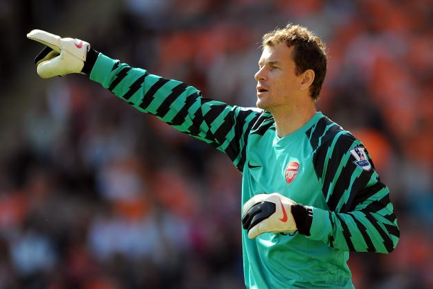 Jens Lehmann Causes Controversy by Advising Gay Footballers Not to Come Out