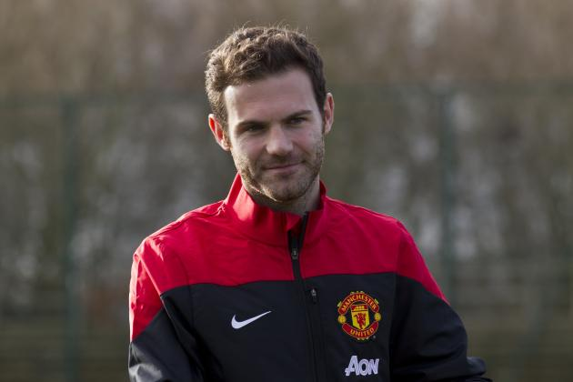 Manchester United vs. Cardiff: Simulating Juan Mata's Debut on FIFA 14