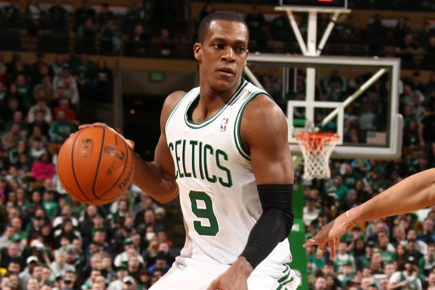 Pierce, Garnett Say Rondo Ready to Lead Celtics