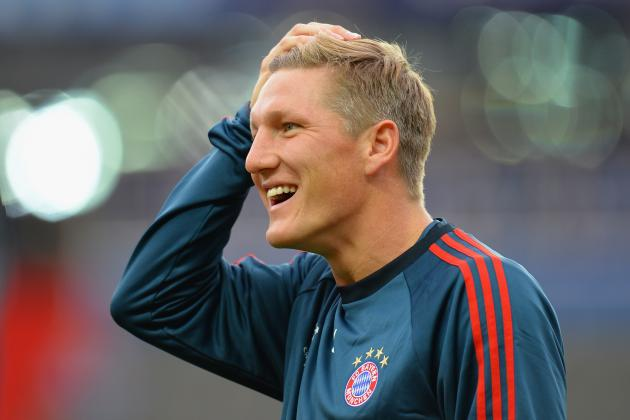 Bayern Munich Transfer News: Bastian Schweinsteiger Linked to Barcelona, Madrid