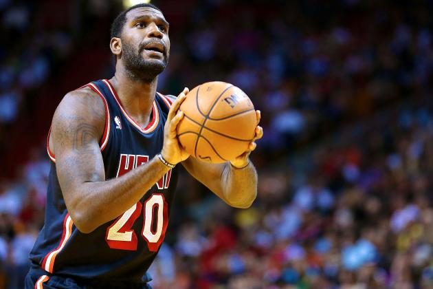 Why Dwyane Wade and Greg Oden Will Define Rest of Miami Heat's Season