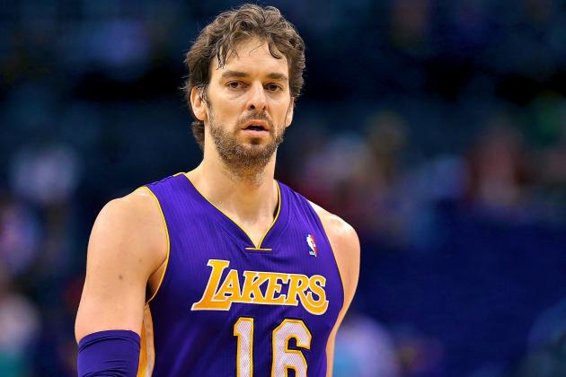 Pau Gasol Says 2014 NBA Playoffs Are 'Utopia' for Los Angeles Lakers