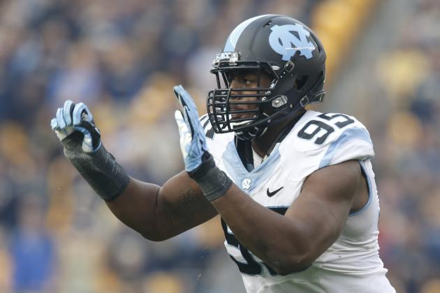 Kareem Martin NFL Draft 2014: Highlights, Scouting Report for Cardinals DE