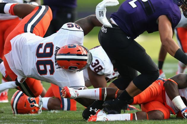 Recruiting for the Defensive Line Becomes Priority   : Orange Fizz
