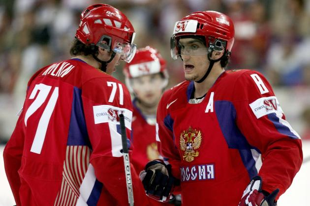 Russia Olympic Hockey Team 2014: Biggest Stars to Watch in Sochi
