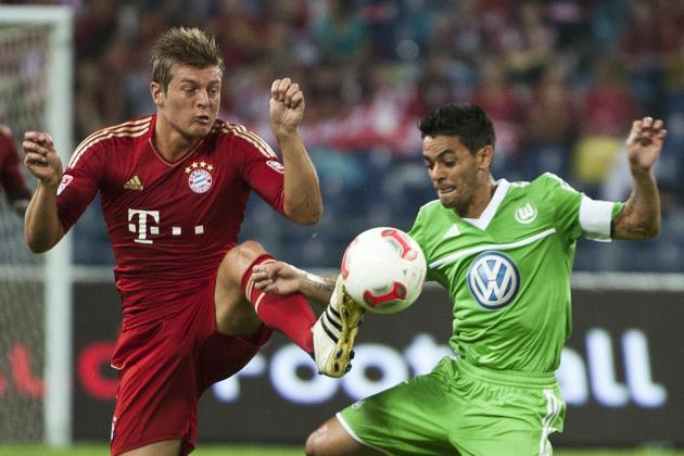 Toni Kroos Discusses Potential Transfer from Bayern Munich