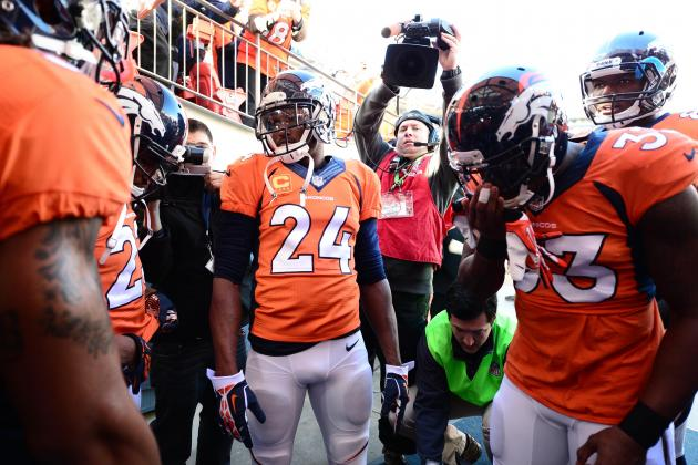 How Champ Bailey and the Broncos Defense Can Neutralize Russell Wilson