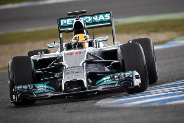 Why Weren't Formula 1 Teams Ready for Most Important Preseason Test in Years?
