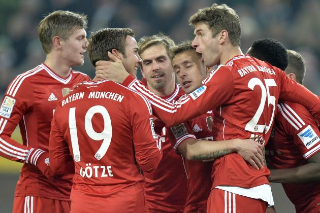 Interest in Dante, Kroos and Mandzukic Will Test Bayern Munich's Resolve