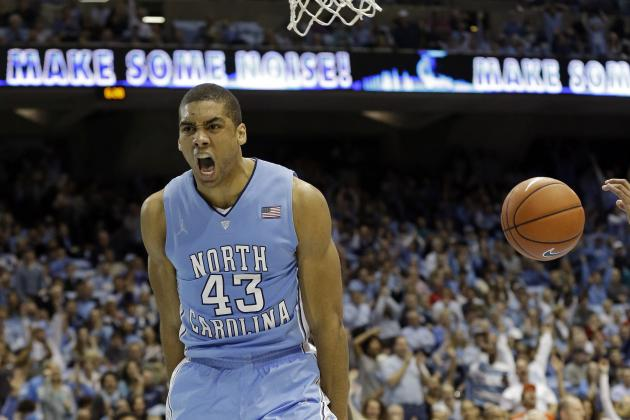 UNC Basketball: Why James Michael McAdoo's Motor Is the Catalyst for His Growth