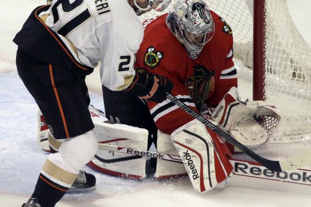 Why the Canadian Olympic Hockey Team Will Regret Snubbing Corey Crawford