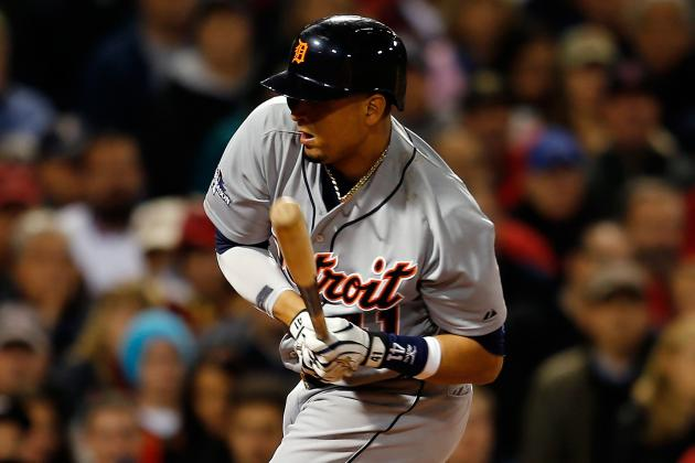 Martinez Unsure of Future with Tigers After '14