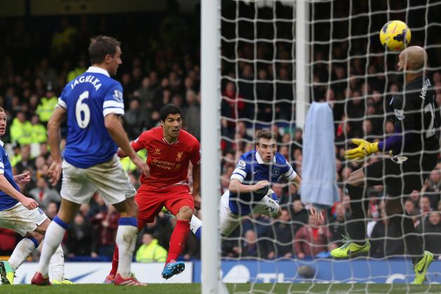 Merseyside Derby 2014: Final Predictions for Liverpool vs. Everton
