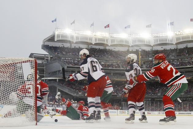 Dave Lozo's Bag Skate: How Every Team Can Play a Stadium Game in 2014-15