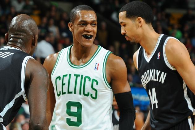 Rajon Rondo Humbled After Year Away