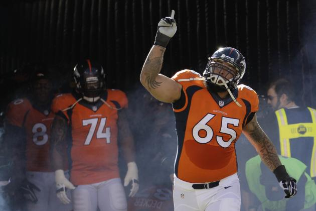 Super Bowl Predictions 2014: Denver's O-Line Will Dominate in the Trenches