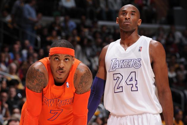 The Case for Los Angeles Lakers to Go All-out for Carmelo Anthony in 2014