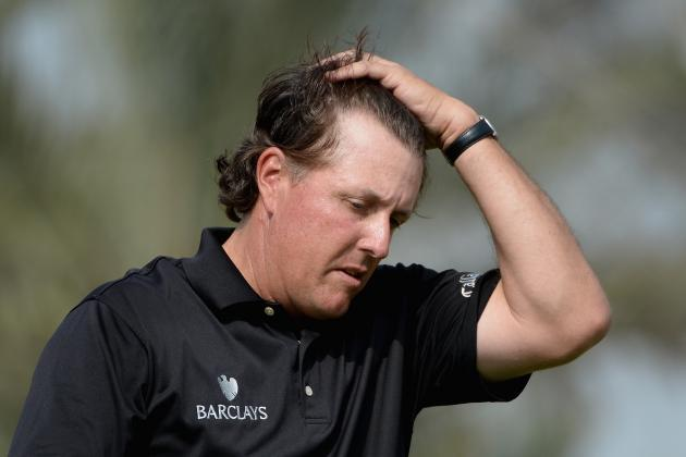 How Much Will Injuries Affect Phil Mickelson in 2014?