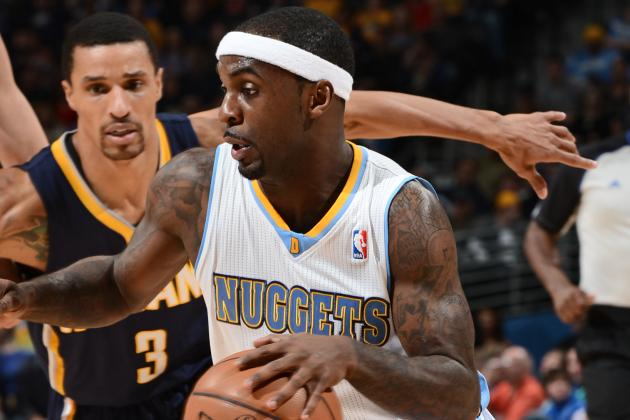 Ty Lawson Day-to-Day with Shoulder Injury
