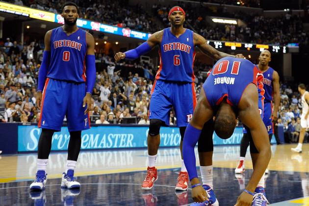How Long Should Detroit Pistons Wait to Blow Up Nightmare Roster?