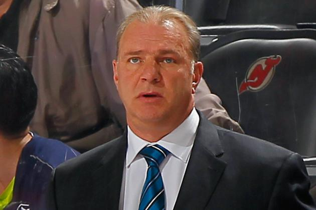 Therrien Hanging by a Thread, but Should Stay