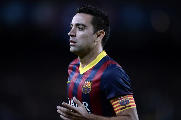 How Will Barcelona Replace Creative Midfielder Xavi Hernandez?