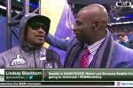 Marshawn Lynch Curses, Explains Ditching Media Session Early