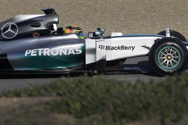 Mercedes Car Launch: F1 Giants Release Images and Details of New W05