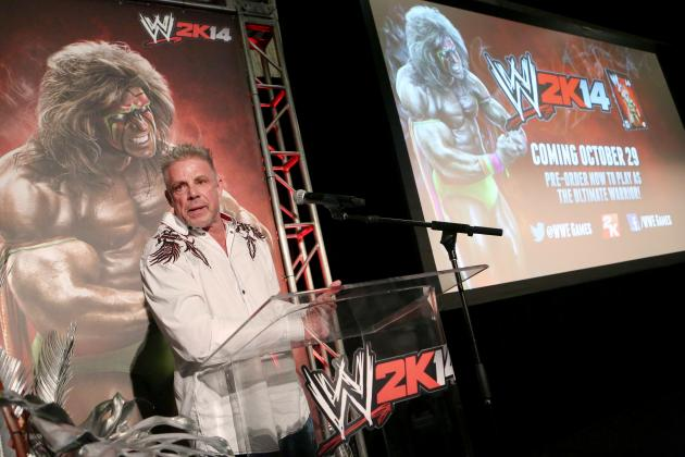 Previewing the Ultimate Warrior's WWE Hall of Fame Speech