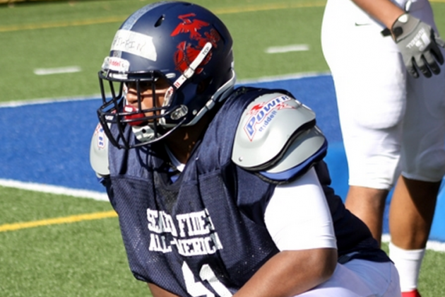 Wildcats Hunting for 4-Star DT Griffin