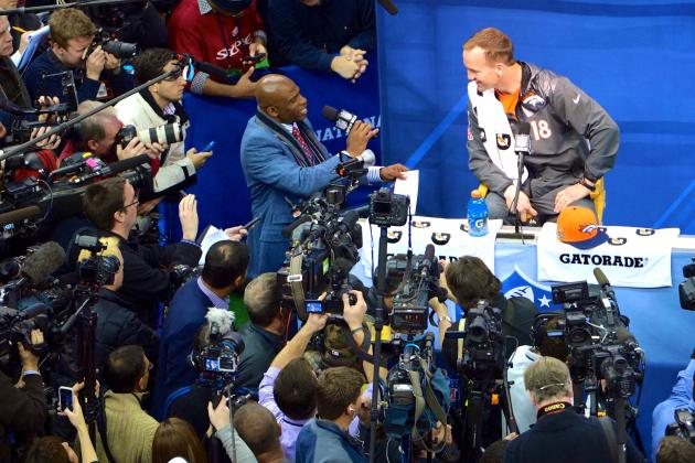 NFL Media Day Stupidity Actually Yields Moments of Substance