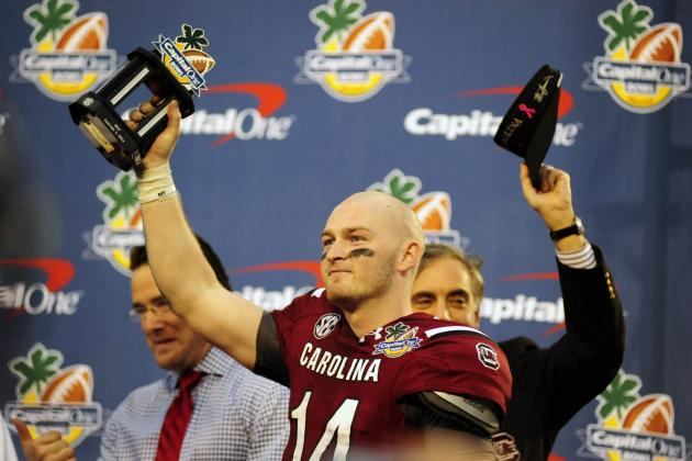 South Carolina Football: Why an NFL Team Should Take a Chance on Connor Shaw