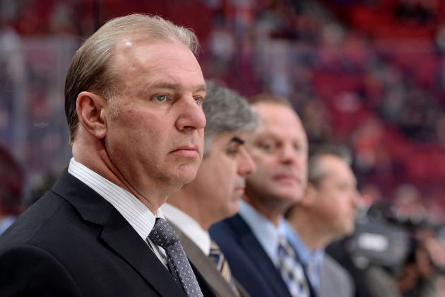 Therrien Continues to Shuffle Canadiens' Pairs