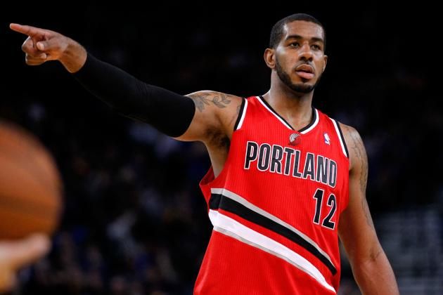 LaMarcus Aldridge Is Never Satisfied