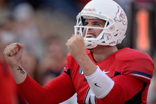 Derek Carr 2014 NFL Draft Profile