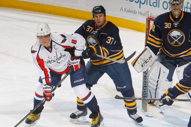 Washington Capitals vs. Buffalo Sabres: Live Score, Highlights and Analysis
