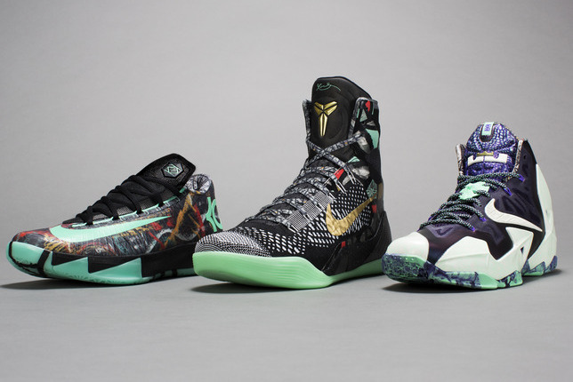 Nike Honors New Orleans with 2014 NOLA Gumbo League Collection