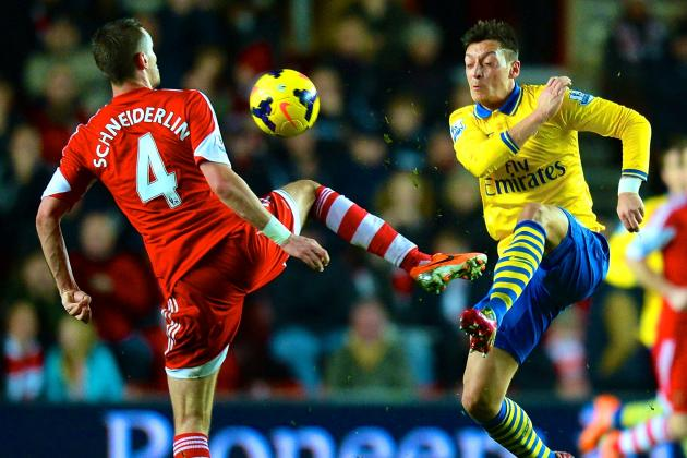 Southampton vs. Arsenal: Score, Grades and Post-Match Reaction