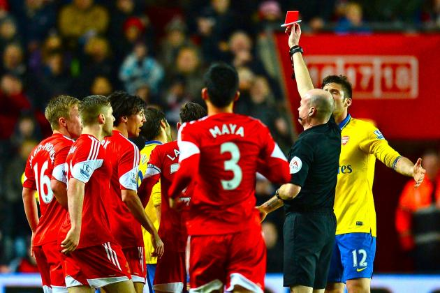 Southampton vs. Arsenal: Score, Grades and Post-Match Reaction