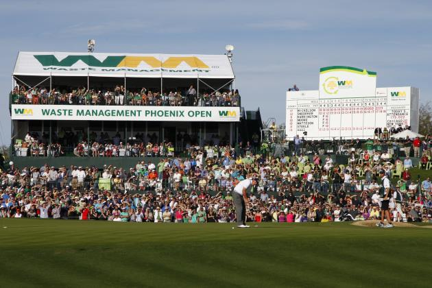 Waste Management Phoenix Open 2014: Tee Times, Date and TV Schedule