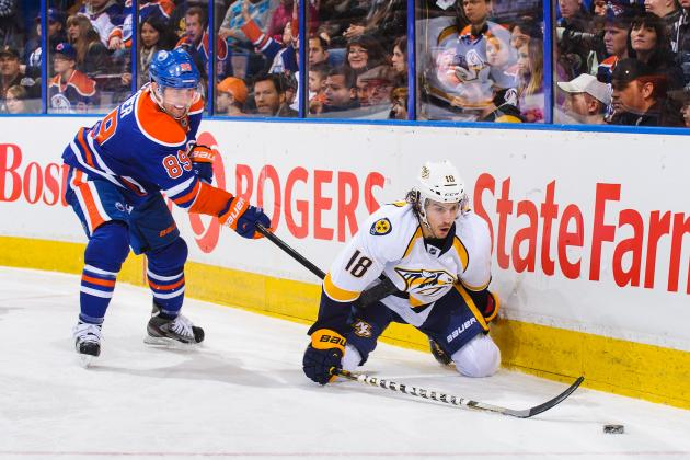 Gagner Not Seen by Trading Partners as a Winger