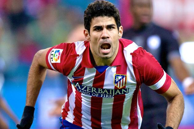 Diego Costa Swap for Thibaut Courtois Shows New Chelsea Approach to Transfers