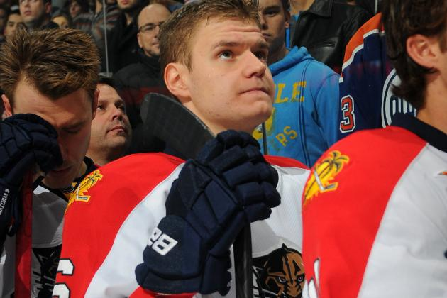 Panthers Activate Kopecky, Place Barkov on IR