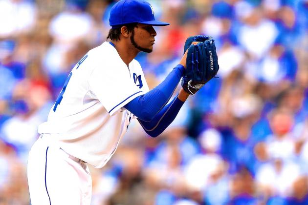 What an MLB Team Is Getting in Ervin Santana, by the Numbers