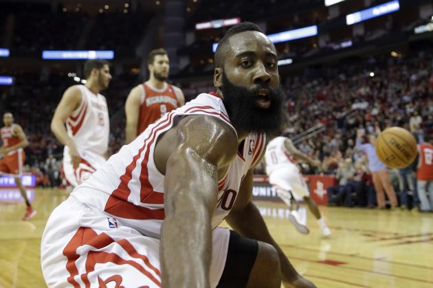 Will Houston Rockets Be Playoff Front-Runners or Underdogs?