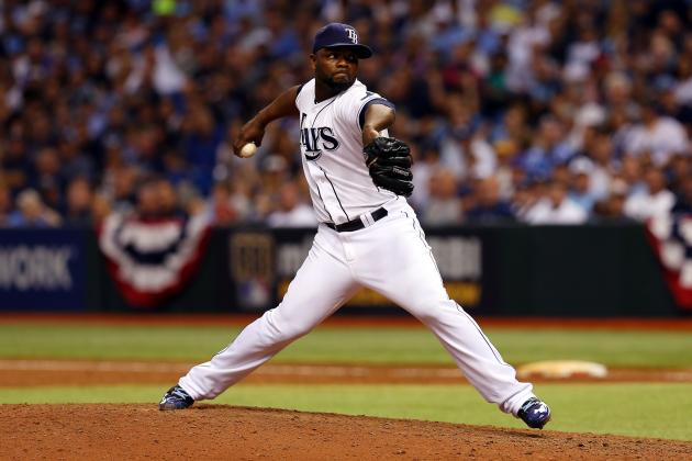 Mariners 'In On' Free Agent Fernando Rodney